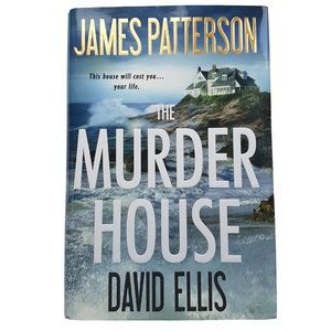 ☘️3/$30☘️ The Murder House by James Patterson book